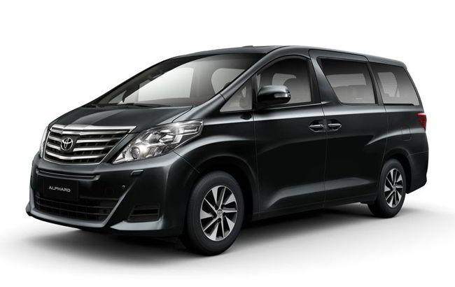 Niseko alphard van taxi cab - Furano van taxi cab - new Chitose Airport van taxi cab,