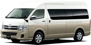 Niseko Hiace van taxi cab - Furano van taxi cab - new Chitose Airport van taxi cab,