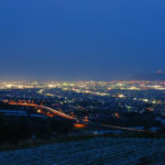 Onuma Hakodate nigth view
